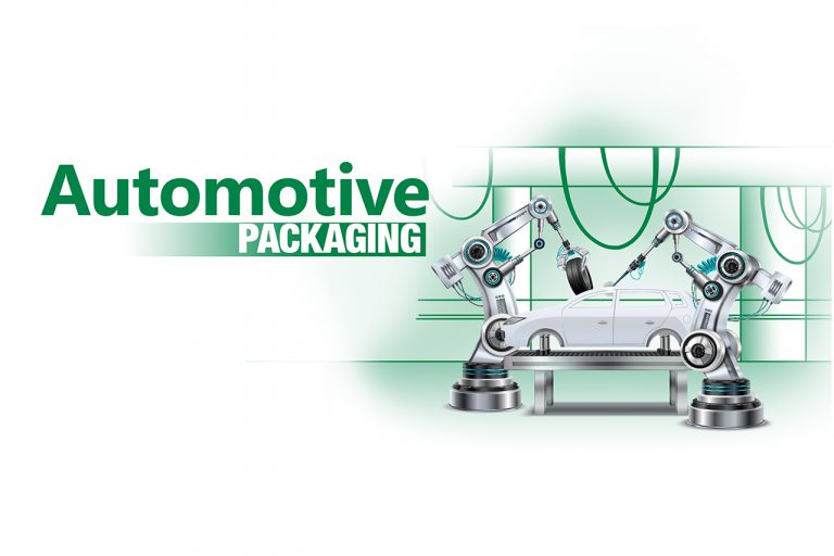 Econovus Automotive Packaging