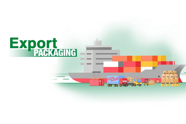 Econovus Export Packaging