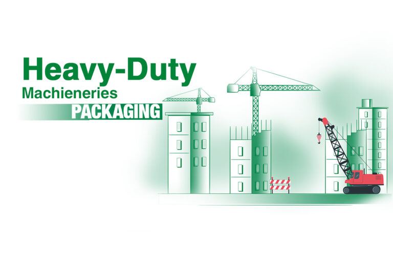 Econovus heavy duty machineries packaging