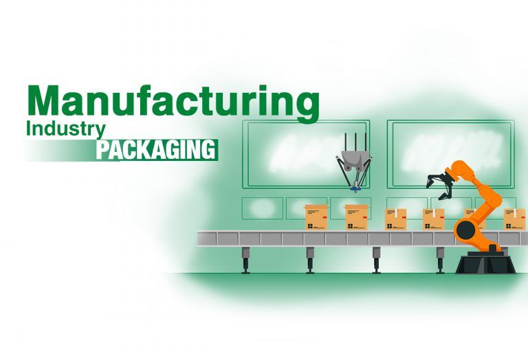 Manufacturing Industry Packaging by Econovus