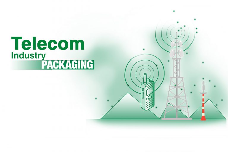 Econovus Telecom Industry Packaging