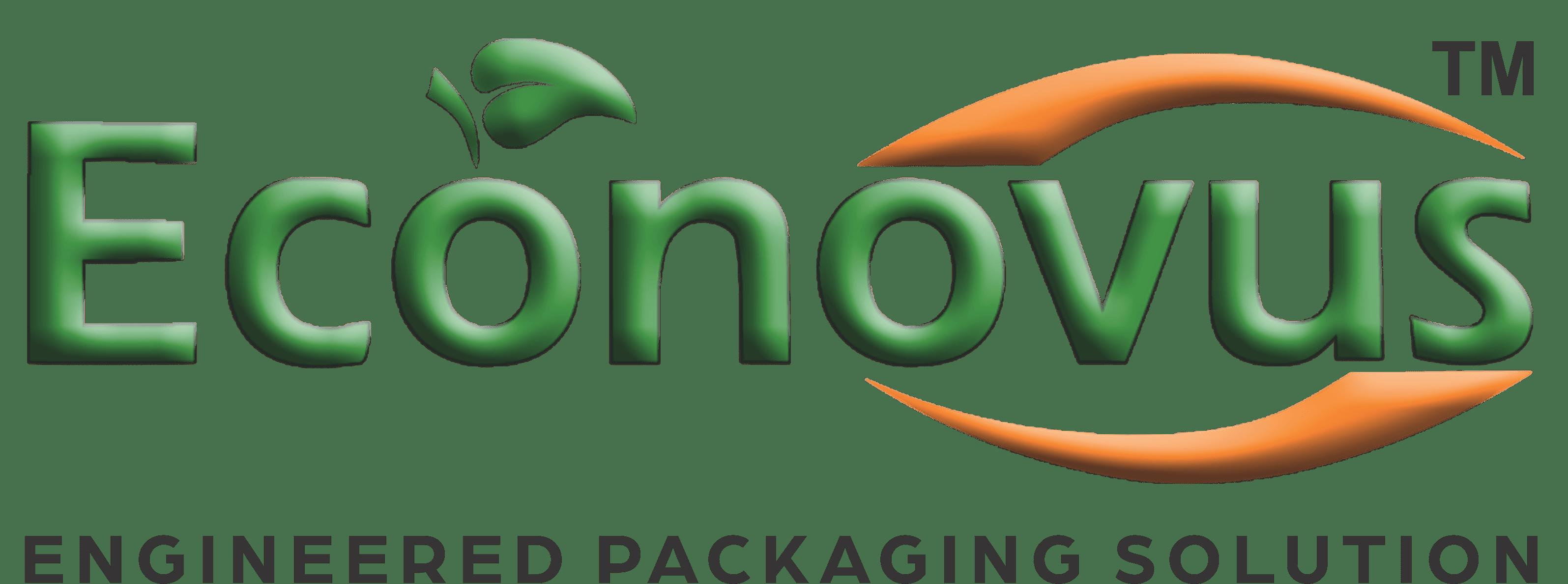 Econovus Packaging Logo